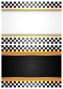Checkered Flag,Sports Race,...