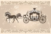 Carriage,Wedding,Fairy Tale...