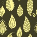 Abstract,Leaf,Retro Revival...