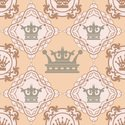 Seamless,Rococo Style,Backg...