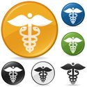 Medical Symbol,Caduceus,Hip...