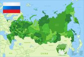 Russia,Map,Cartography,St. ...