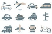 Airplane,Train,Car,Symbol,C...
