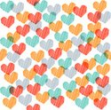 Pattern,Heart Shape,Vector,...