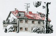 Watercolor Painting,Front o...