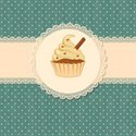 Cupcake,Retro Revival,Old-f...