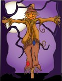 Scarecrow,Holidays And Cele...