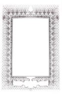 Etching,Frame,Victorian Sty...