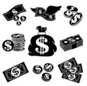 Coin,Currency,Stack,Wealth,...