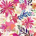 Multi Colored,Pattern,Flowe...