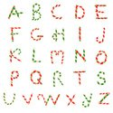 Candy Cane,Text,Alphabet,Ch...