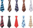 Tie,Striped,Collection,Polk...