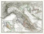 Italy,Map,Cartography,The Pas…