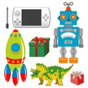 Toy,Box - Container,Robot,C...