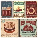 Food,Sign,Rusty,Pizza,Desig...