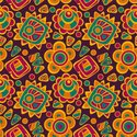 Flower,Pattern,Seamless,Wal...
