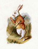 Alice in Wonderland,Rabbit - …