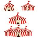 Circus Tent,Circus,Cartoon,...