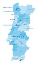 Map,Cartography,Portugal,Ve...