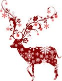 Christmas,Deer,Postcard,Pho...