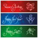 New Year's Eve,2013,Banner,...