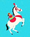 Circus,Horse,Animal,Color I...
