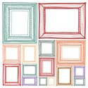 Frame,Picture Frame,Wall,Sk...