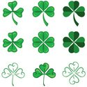 Four Leaf Clover,Luck,Symbo...