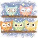 Owl,Friends - Television Sh...