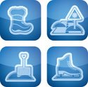 Symbol,Sign,Ice Skate,Shove...