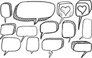 Speech Bubble,Communication...