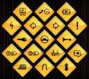 Sign,Telephone,Control,Car,...
