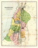 Map,Cartography,Israel,The Pa…