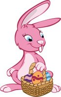 Easter Bunny,Vector,Easter,...