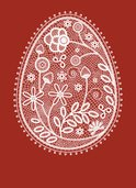 Lace - Textile,Easter,Sprin...