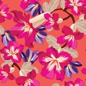Flower,Pattern,Repetition,B...
