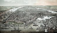 New York City,Aerial View,R...