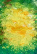 Close-up,Green Color,Acryli...