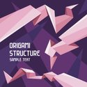 Origami,Built Structure,Abs...