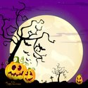 Backdrop,Halloween,Vector,...