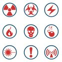 Laser,Radiation,Sign,Fire -...