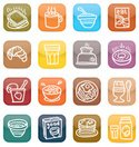Food,Icon Set,Symbol,Square...