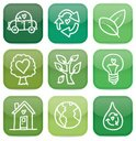 Icon Set,Environment,Earth,...