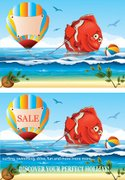 Summer,Sale,Sea,Place For T...