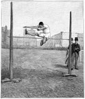 Engraved Image,High Jump,Tr...