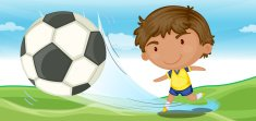 Child,Sport,Football,Play,Y...