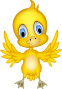 Duckling,Cartoon,Duck,Baby...