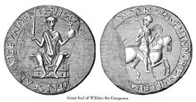 Seal - Stamp,Norman Style,G...