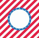 Star Shape,Fourth of July,D...