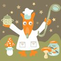 Animal,Food,Mushroom,Chef,F...